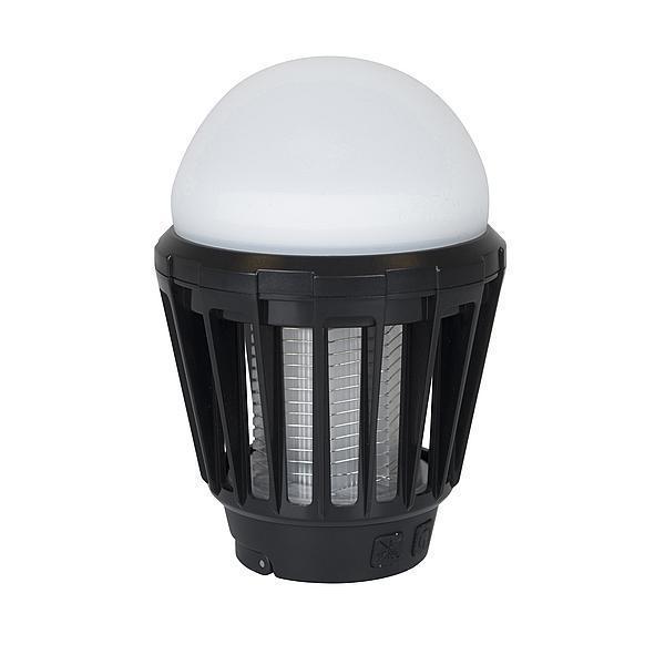 Multifunkční LED lampa na hmyz Bo-Camp