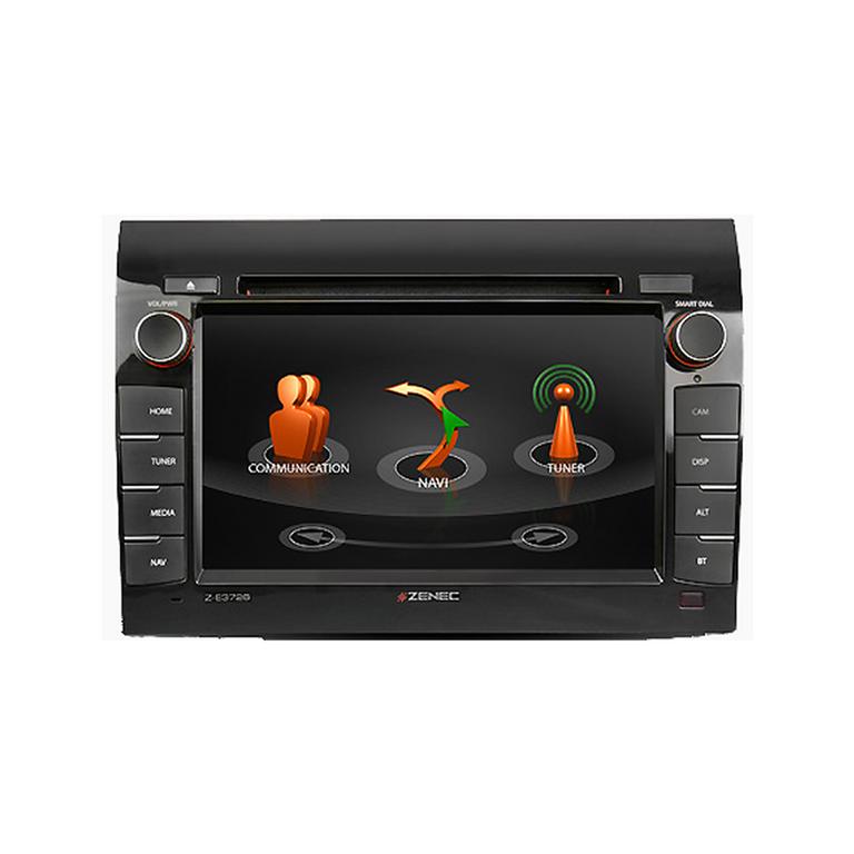 Navigace ZENEC Z-E3726 pro Fiat, Citroen a Peugeot