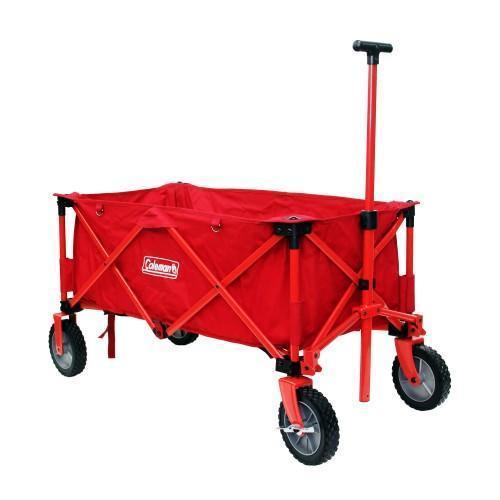 Skládací vozík Coleman Wagon