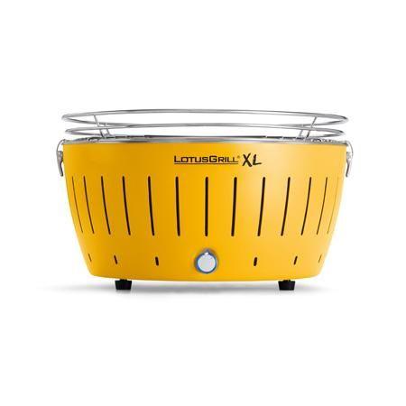 LotusGrill XL + ZDARMA zaváděcí sada Žlutá