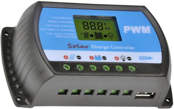 Solární regulátor PWM RTD1220 12-24V/20A