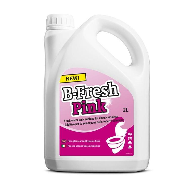 Chemie do WC B-Fresh Pink 2l